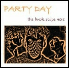 Party Day - The Buck Stops Here 'bootleg' CD cover